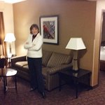 Double queen suite - Floor 4, room 405