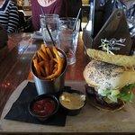 The Celtic burger