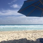 2 Chairs/umbrella for the day - $200 MXN, azure waters and beautiful peaceful beach - priceless