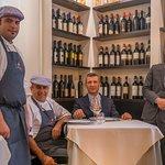 Lo staff... Marco, Antonio, Leonardo e Luca