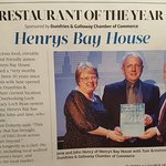 Thanks to Dumfries &  Galloway Life Magazine