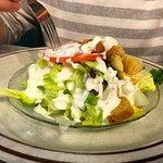 Starter salad.
