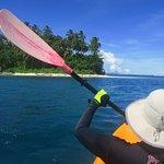 day paddle from Matikuri