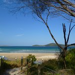 Fingal Bay Beach