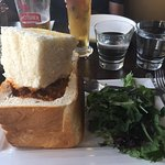 The Bunny Chow! My first but wont be may last!
