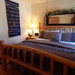 The Cowgirl Master Bedroom