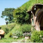 Bilbo's house!
