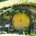So many hobbit holes!
