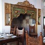 A wonderful restaurant in the medina, just a short walk from Dar Traki
