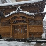 Onsen 5-10min walk - opposite Toyo Ramen (Best in Town)