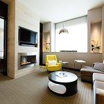 Conrad Indianapolis - Pop Art Living Room