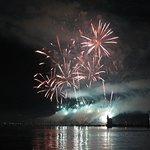 Feuerwerk beim Seenachtsfest