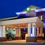 Foto de Holiday Inn Express Hotel & Suites Vermillion