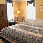 Essex Street Inn Newburyport MADeluxe Room