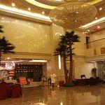 Lobby of East Lake Hotel
