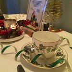 Christmas Candlelight Afternoon Tea