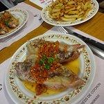 """Restaurant """"Au Bon Coin les Pied de Cochon"""", Peyrehorade (Landes, Nouvelle-Aquitaine), France."""