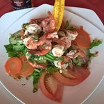 The House Salad- delicious!