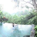 Villa Beji pool, incredible view