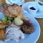 2016 Turkey dinner. Excellent.