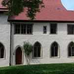 Erinnerung an das alte Dominikanerinnenkloster