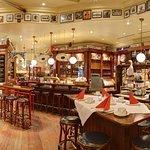 Unser Restaurant Dittmanns Drogerie ist eine Original Drogerie aus dem Jahr 1904
