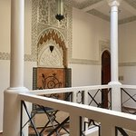 First floor of the Riad