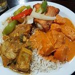 Chicken Marsala, Chicken Curry, Tandoori Chicken