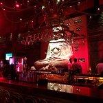 Gran Buda en el Sucka Lounge