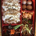 Typical Japanese sushi place