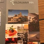 Kildrummy Inn brochure front cover