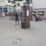 Berger Street - Public Bookshelf
