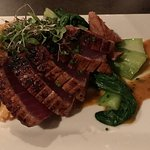 Tuna Entree - Great Combo of Flavors!