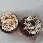 Heavenly Delight Cupcakes - mini cupcakes