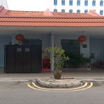 Brothers on Lorong 18 across the street from hotel 81 Star