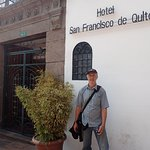 Photo de Hotel San Francisco de Quito