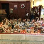 Christmas house display