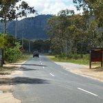 Road back to Blackheath