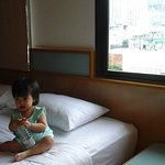 Enjoy in this hotel with my baby every month. Thx ten stars inn. I feels like home here