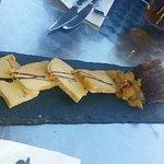Foie de chutney