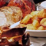 Carvery at the King's Arms near Ashby de la Zouch