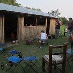 Foto van Kitandara Hippo Hill Camp