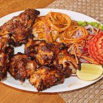 Tandoori Chicken, Mutton Chapli Kebab, Chicken Chilli Milli Kebab