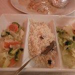 Rice & Veg