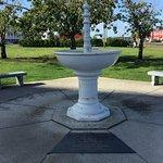 Maritime Memorial Park Fountain.