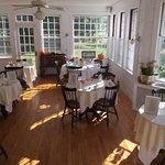 Our Breakfast Room in Oct.    Serving from 8 to 10 a.m.