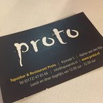 Фотография Proto