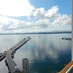 Middle pier at San Juan Port