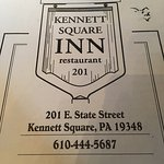 Foto de Kennett Square Inn