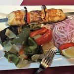 Sturgeon Kebab
